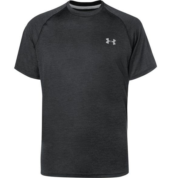 <b>Specialising in professional athletic wear since 1996, <a href='www.mrporter.com/en-gb/mens/designers/Under_Armour'>Under Armour</a> combines cutting-edge technologies with streamlined shapes.</b> - This relaxed-fit T-shirt is woven from Tech™ jersey for comfort and flexibility - The lightweight fabric is quick-drying and features an anti-odour treatment - Raglan sleeves allow unrestricted movement and flat seams prevent chafing<br><br>