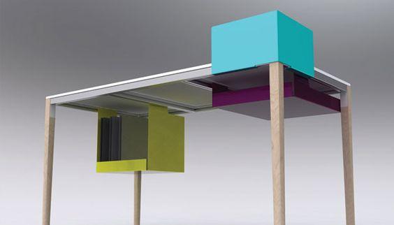 Boundary Desk - Felix de Pass
