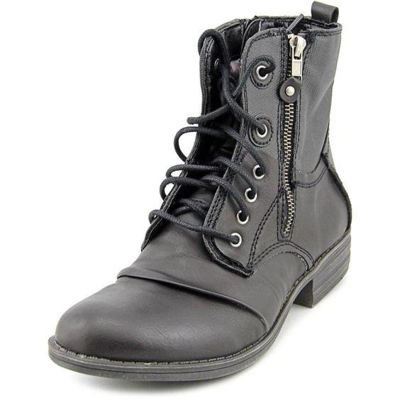 NEW American Rag Bunkker Women US 12 Black Winter Boot #AmericanRag #Winter