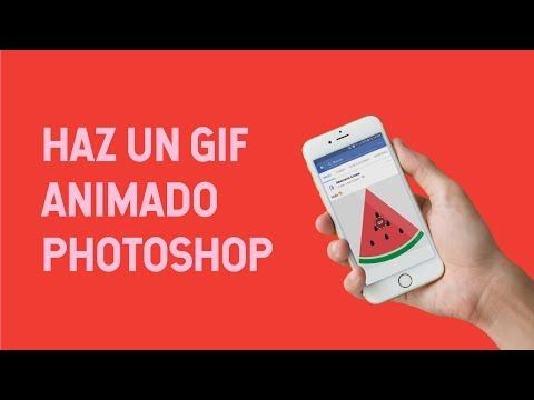 Cómo Crear Un Gif Animado En Photoshop Para Facebook E Instagram Youtube En 2020 Tutoriales Photoshop Photoshop Diseño Grafico Gratis