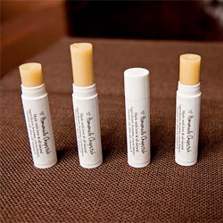 This homemade all natural chapstick turns out so smooth! Super simple and fun project for Christmas DIY!
