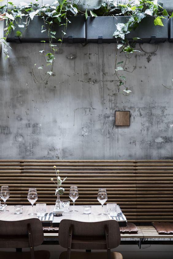 Väkst: A Greenhouse Restaurant in Copenhagen: Gardenista