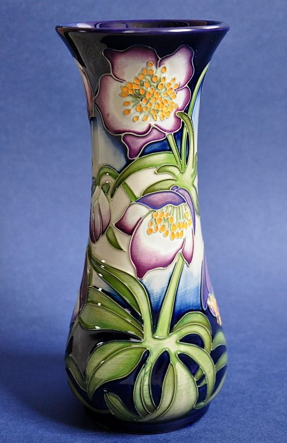 Image detail for -Moorcroft Pottery and Moorcroft | Dennis Chinaworks Stratford