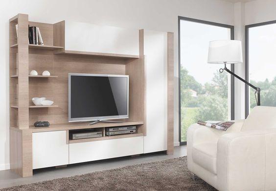 Modular Tv Unit Gautier Lounge Furniture Accessories At