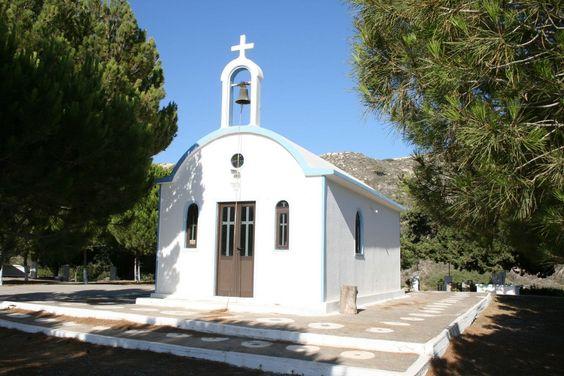 Agios Georgios (St. George) Kalamos, #Rhodes island