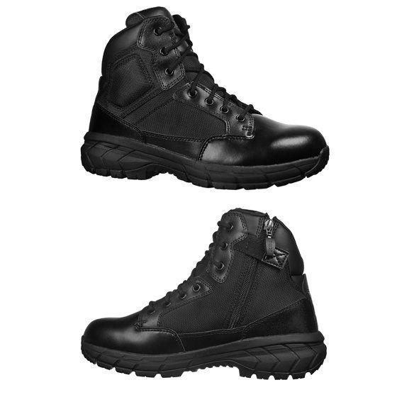Work boots men, Slip resistant shoes