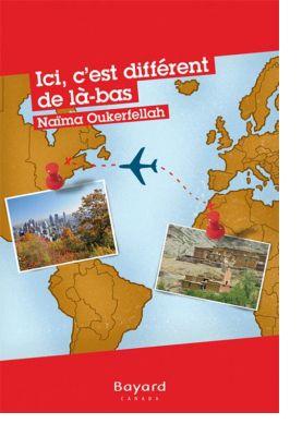 Ici, c'est différent de là-bas Naïma Oukerfellah ISBN 978-2-89579-573-5 Bayard Canada, 2014 80 pages 8 – 12 ans Souad a 11 ans lorsque sa famille déménage d'un petit village, au Maroc, pour s'installer à Montréal. À travers son journal intime, elle nous confie tour à tour ses craintes, ses réflexions et ses succès. De son... Lire la suite»