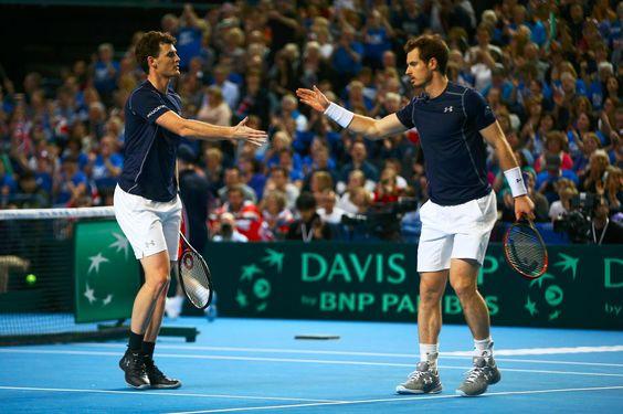 Jamie & Andy Murray