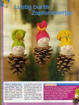 Basteln mit Kindern - Fröhliche Weihnachten - Muscaria Amanita - Picasa-Webalben