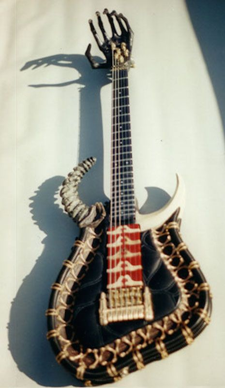 Chris Stein Guitar