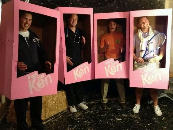 Ken Doll Halloween Costumes