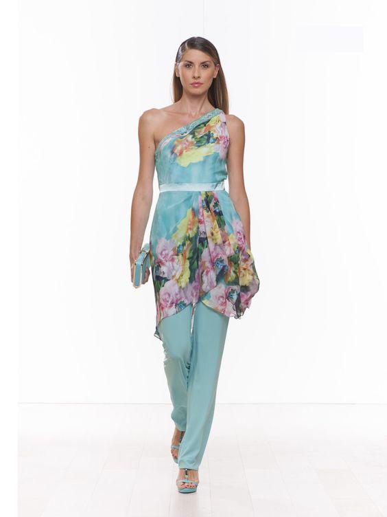 Benvenuta #primavera pantaloni e blusa in tinte pastello per questa stagione arrivata in modo speciale #eclissi #spring #welcomespring #20march #flowers