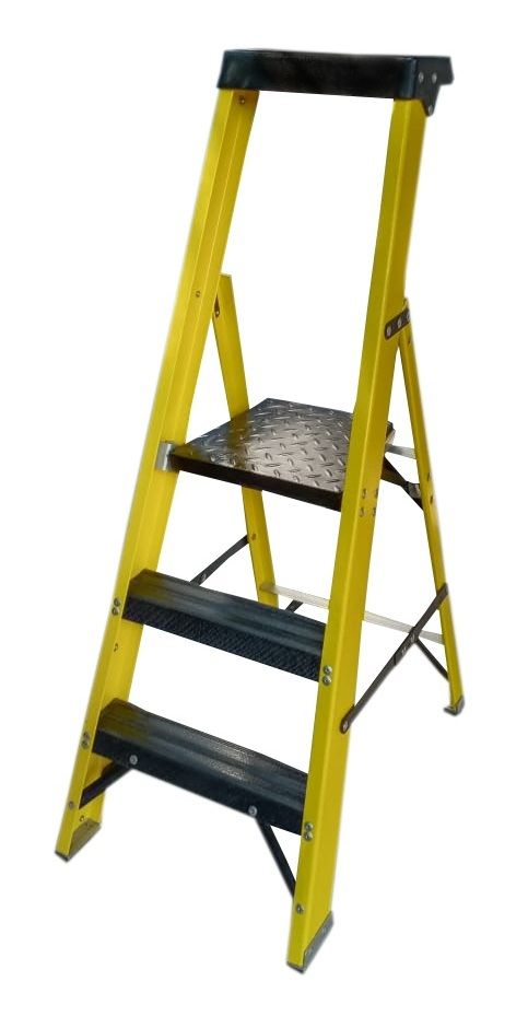 Ladderman Domestic Fullyfrp Ladders Are Specially Designed By Twinengineers For Working Around Electricity Its Non In 2020 Hanging Ladder House Ladder Folding Ladder