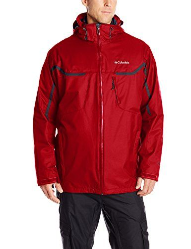 Columbia Sportswear Men's Tall Whirlibird Interchange Jacket