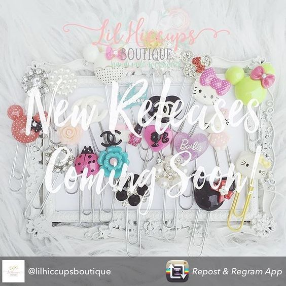 Repost from @lilhiccupsboutique using @RepostRegramApp - New Releases coming soon!! Working to have some up tomorrow! I will post as soon as they are live!! Plus today is the last day to buy our clips at $1.50 so better stock up!! New Logo!!! New shop look!! Drop by and tell us what you think! #plannergirl #plannerlove #planneraddict #wildforplanners #stickers #stickeraddict #erincondrenlifeplanner #plannergirl #planner #plannerjunkie#l #paperclips #mambi #mambiplanner #happyplanner #filofax…