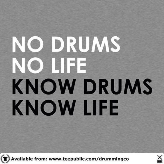 Guys, I'm genuinely worried right now. Drumming is my life, and today, I was bangin away on my kit and I had seriously bad pains in my knee... like it felt like something was streching. What if I can't drum anymore?