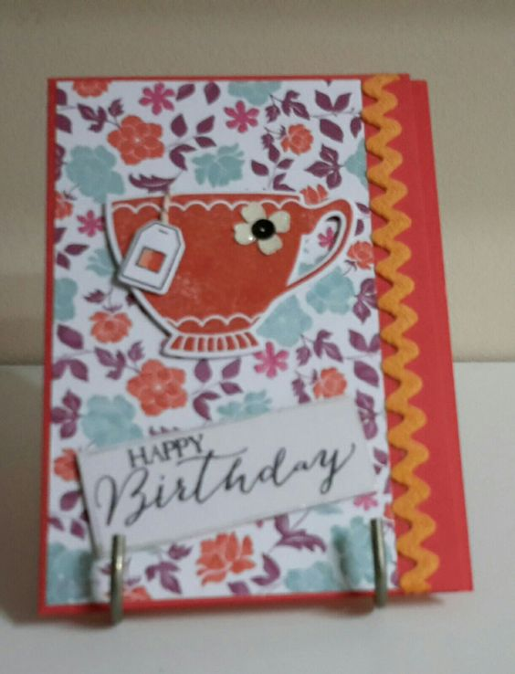 Made using stampinup products by Noreen Meekins