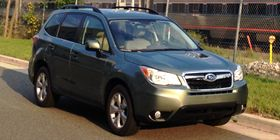 COLORS Subaru Forester  All New 2015 Forester SUV Overview