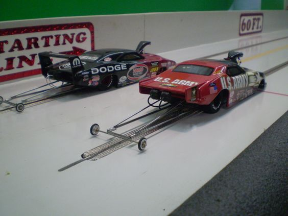 Drag Slot Cars Drag Racing Slot Cars Pinterest Slot Cars
