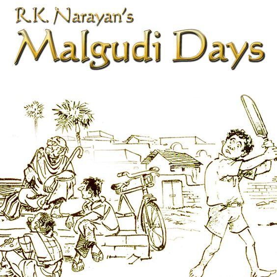 Malgudi days drawings of dogs