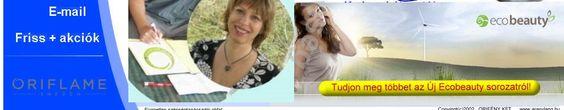Oriflame - Termék információk, rendelési és regisztrációs lehetőség itt!