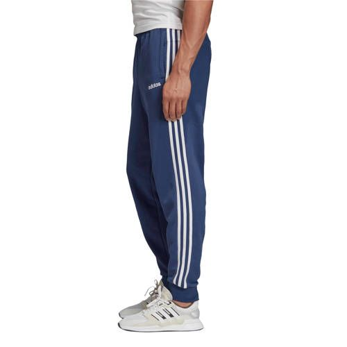 adidas Performance joggingbroek blauw/wit - Joggingbroek ...