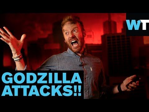 GODZILLA INVADES! Is This the End of YouTube?! | What's Trending Original