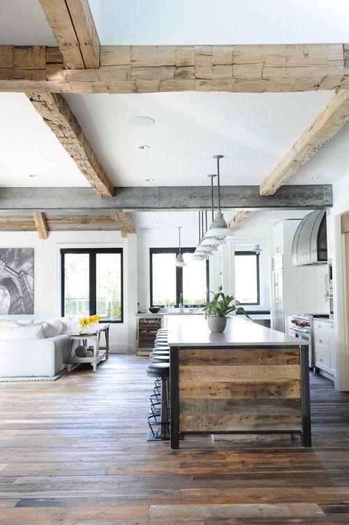 Modern Farmhouse Reclaimed Wood Ideas In 2020 Reclaimed Wood