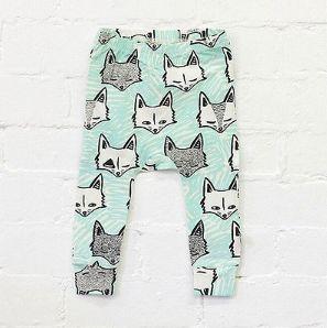 Pantalon renard bleu ♥