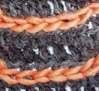 Crochet Slip Stitch : Crochet slip stitch