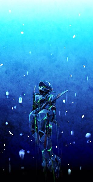 Gargantia on the Verdurous Planet / Suisei no Gargantia (翠星のガルガンティア) - Chamber (チェインバー)