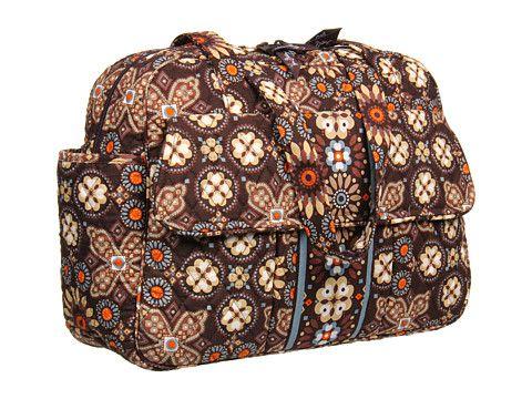I want this bad!!! Vera Bradley Baby Bag