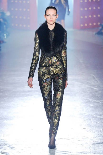 Top 2012 Trend #4: baroque (Jason Wu)