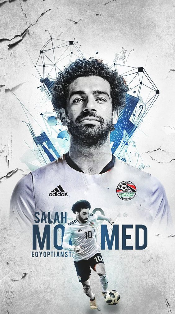 Mohamed Salah Wallpaper Iphone Hd Photo Futbolcular Dunya