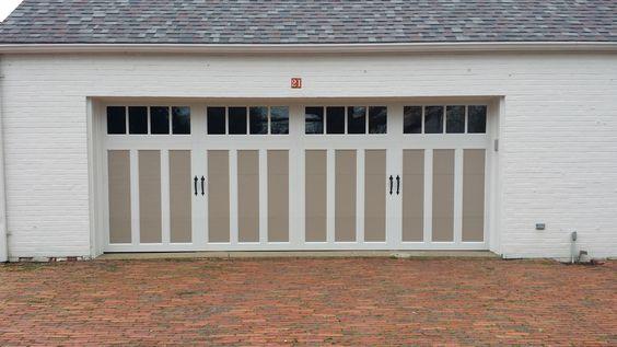 Clopay Coachman Collection Steel Carriage House Garage