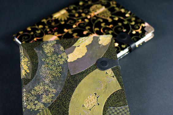 Paperblanks Stories: Japanese Lacquer Boxes   Endpaper: The Paperblanks Blog