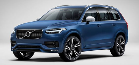 2015 Volvo XC90 gets R-Design goodness | ActivityVehicle.com