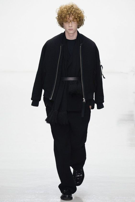 Matthew Miller Fall/Winter 2016/17 - London Collections: MEN - Male Fashion Trends