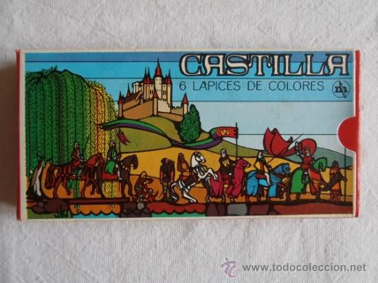Colores Castilla