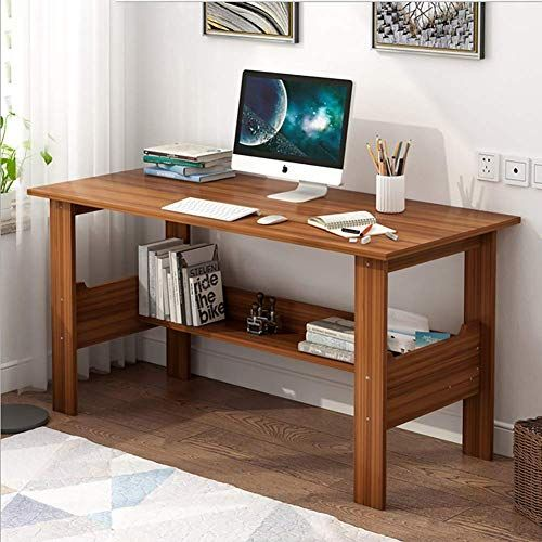 Wood Pc Laptop Table Writing Desk Computer Table Computer Desk