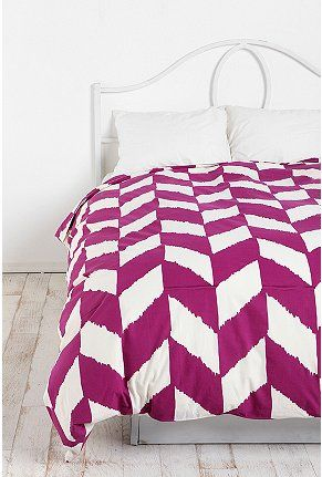 herringbone bedding