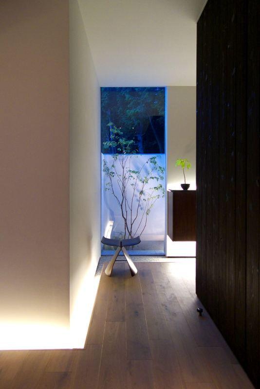 家具 ブランド 天童木工 バタフライスツール コーディネート例