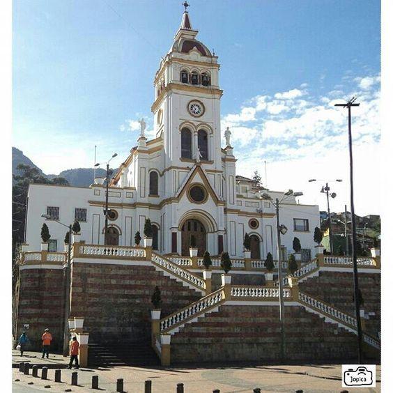 Iglesia de Egipto, Bogotá, Colombia