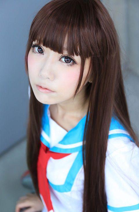 tiha(ちは) Kuma Cosplay Photo - Cure WorldCosplay