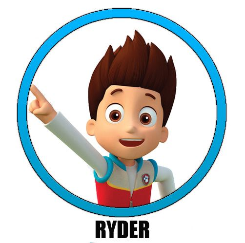 Ryder Gallery Ryder Paw Patrol Paw Patrol Birthday Paw Patrol Characters
