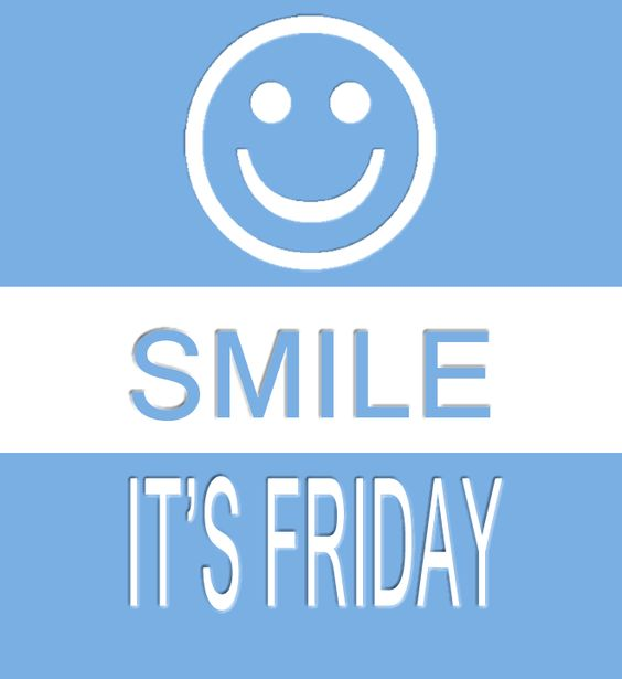 "Smile it's #Friday"" #Inspirational #Quotes @Candidman ..."