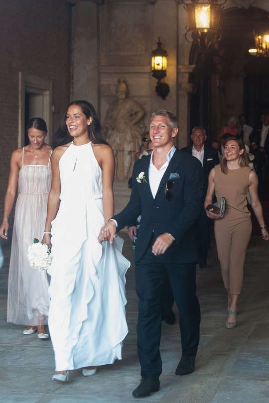 Ana Ivanovic und Bastian Schweinsteiger Hochzeit / People-News / People…