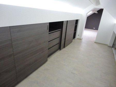 inmaakkasten onder schuin dak  Interieur [ Opbergen en orde scheppen ...