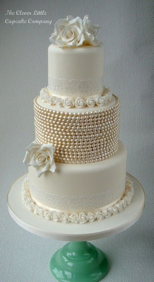 1920s+wedding+cakes | Wedding Cakes Mondays: 1920′s Wedding Cakes-- THE PEARLS