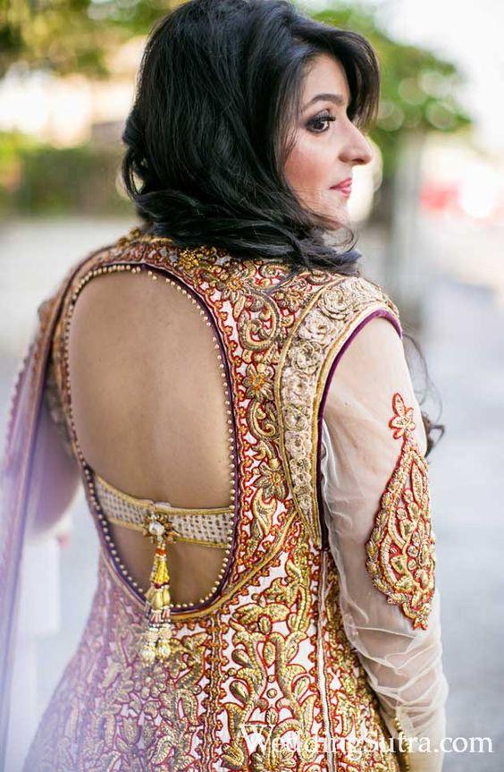 WeddingSutra Editor's Blog » Blog Archive » With WeddingSutra on Location- Disha Shah